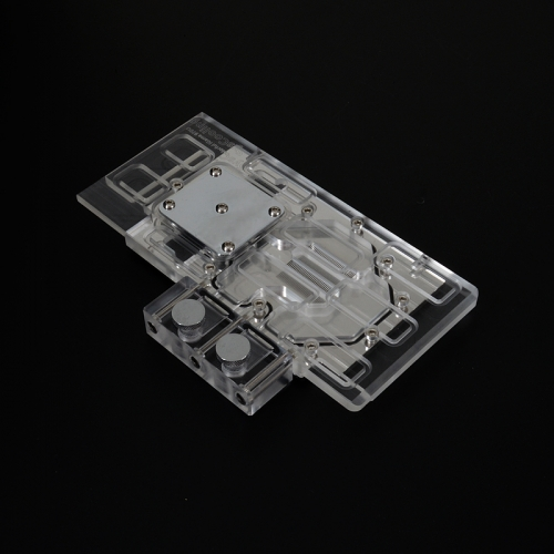 Syscooling GPU block Colorful 970U-4GD5 vga water block for computer graphic