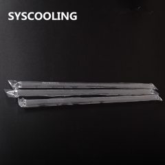 Syscooling Transparent Acrylic hard tube ID10mm OD14mm 40cm 60cm
